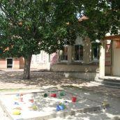 l'école  / crédit photo : Lydie Dumas